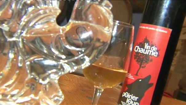 Dégustation du vin de chaume de Torgny
