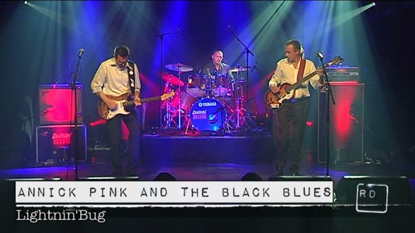 Lightnin'Bug : Annick Pink and the Black Blues