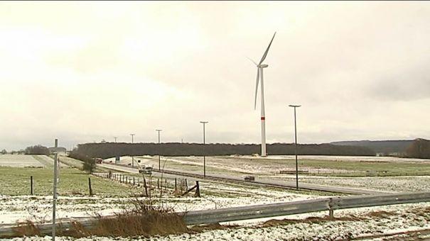 Sterpenich. Les éoliennes prêtes à tourner