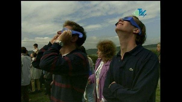 ...1999. L'éclipse totale en Luxembourg !