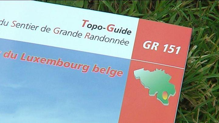 Tourisme : Topoguide des Grandes Randonnées en Luxembourg