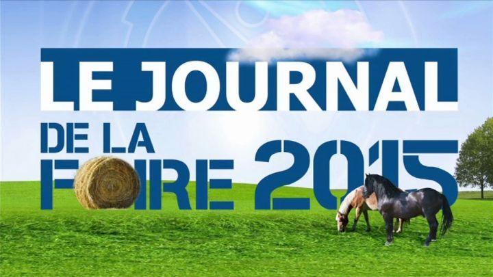 Le journal de la Foire 2015 n°3 - Dimanche