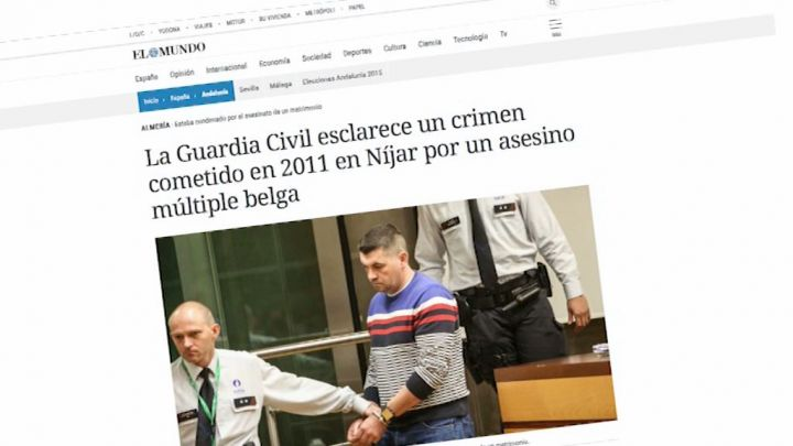 Le tueur de Grandvoir suspecté de meurtre en Espagne