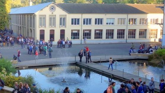 Virton : les diplômes d'ingénieur de Pierrard reconnus en France