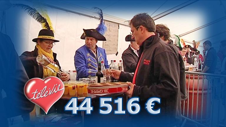 Tavigny Solidarité explose ses compteurs pour le Télévie