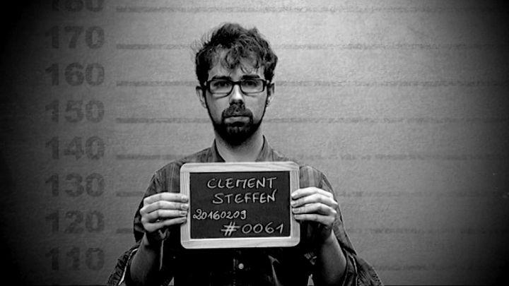 Clément Steffen, réalisateur du clip du groupe arlonais « Uninspired »