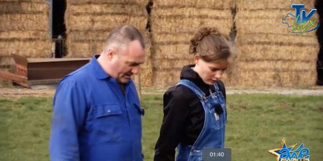 Florie Poirrier, élue meilleure jeune éleveur aux AWE Awards !