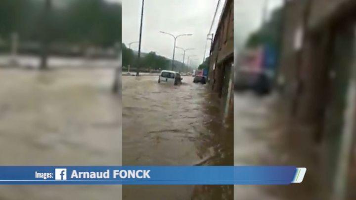 Déluge et inondations à Bande, Hargimont, Masbourg :  voici vos images