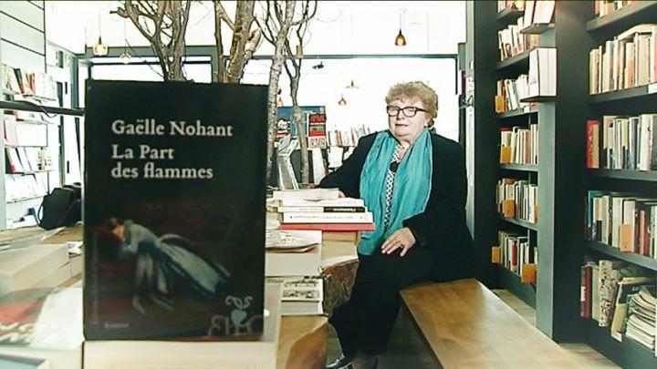 Prix Horizon #2 : Gaëlle Nohant, La part des flammes