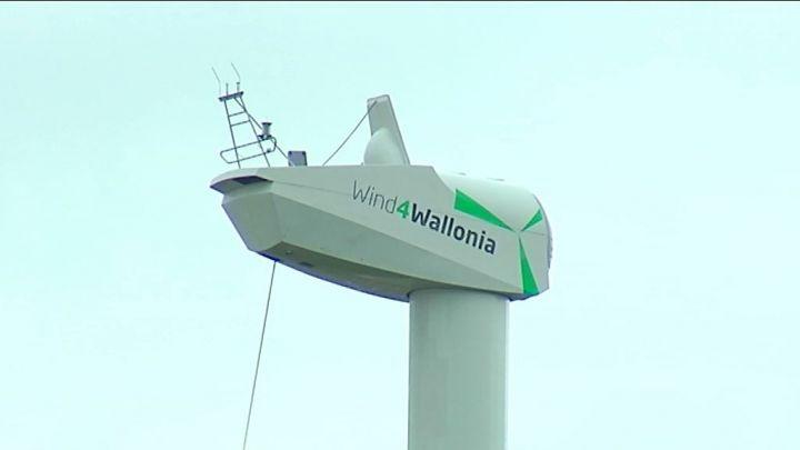 Trois éoliennes de plus le long de la E411 près d'Arlon