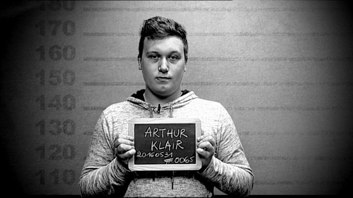 Arthur KLAIR, « Des hommes »