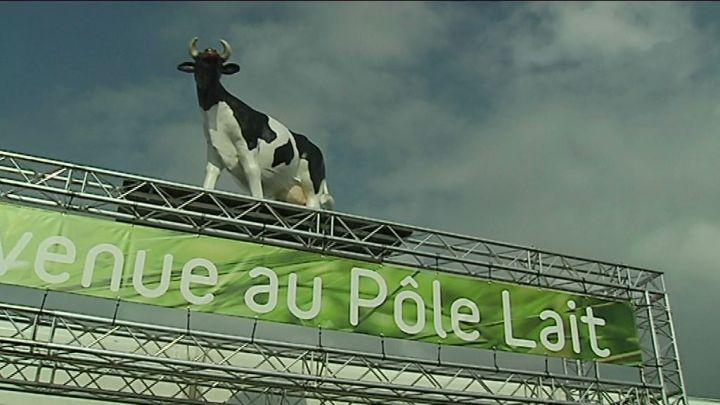 Foire 2016. Un espace consacré au secteur laitier