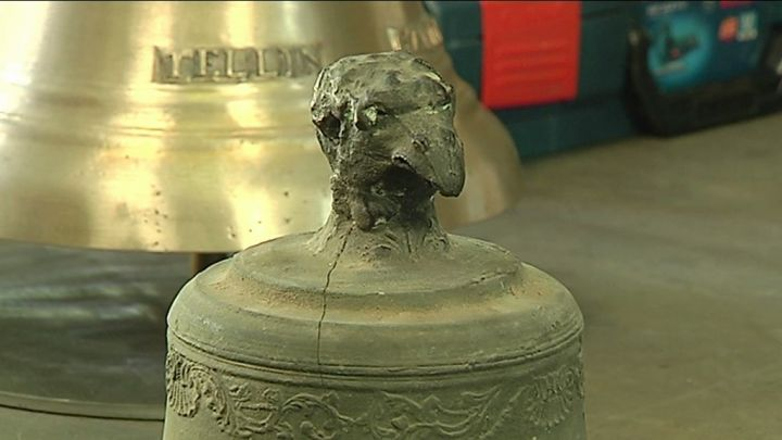 Une vingtaine de cloches volées à Tellin