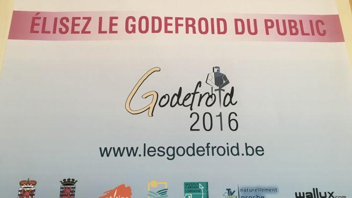 Godefroid 2016 : voici les 18 nominés