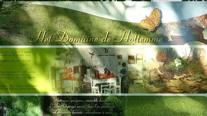 Durbuy : le domaine de Hottemme est à vendre !