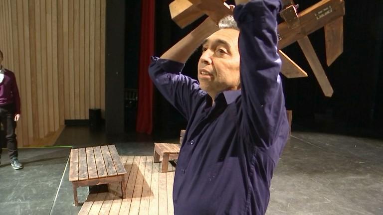 Rouvroy : les acteurs s'approprient Mirbeau au Rox