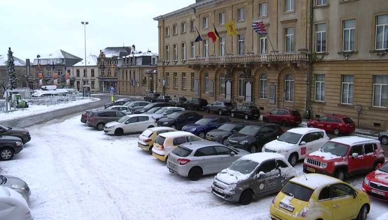 Arlon: un parking sous la Place Léopold?