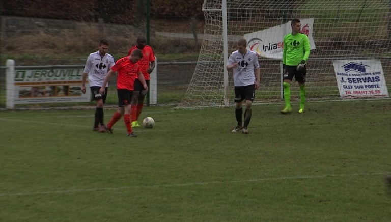 Football : Mormont remporte le derby face à Bertrix