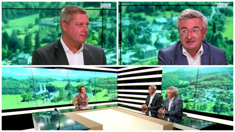 #CDH: René Collin et Dimitri Fourny réagissent