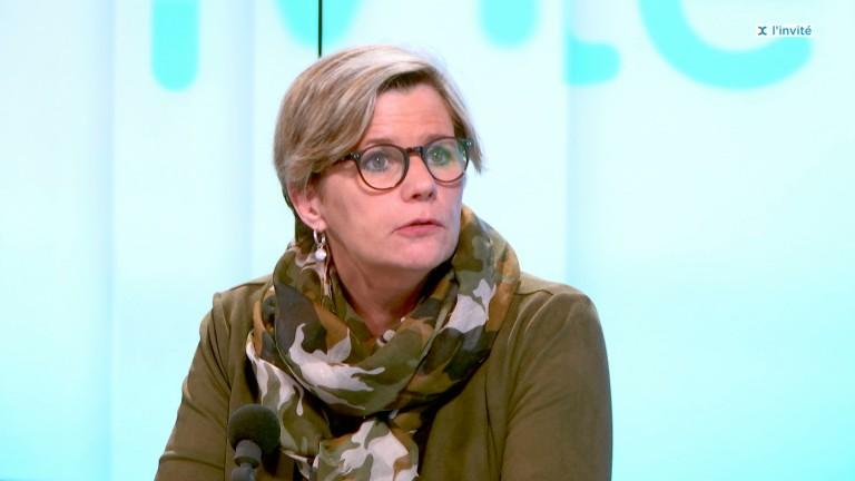 Carol Huberty, Nathalie Heyard et Philippe Deleuse - e-Santé