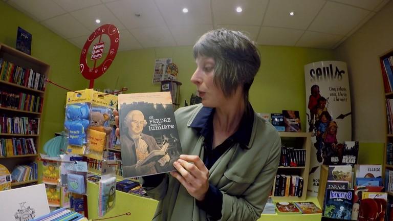 À la Librairie La Dédicace de Virton avec Jean-Marc CECI