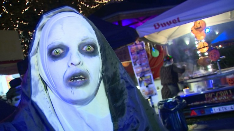 Halloween. Un soir de ténèbres à Durbuy
