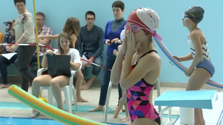 Durbuy. 5e Kids Sauvetage à la piscine de Bohon