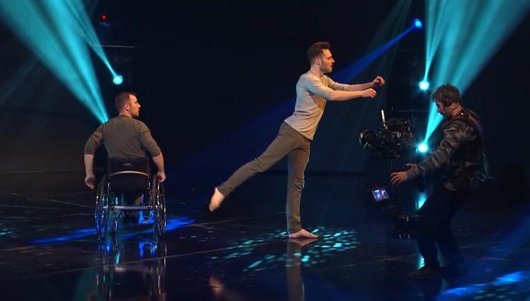 « La France a un incroyable talent ». Réactions de Justin et Florent avant la finale!