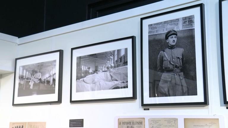 Des pellicules photo datant de la 1ère guerre mondiale retrouvées