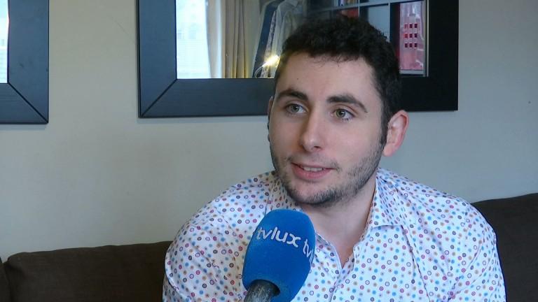 Libramont: Emile Lecomte, étudiant, youtubeur et entrepreneur