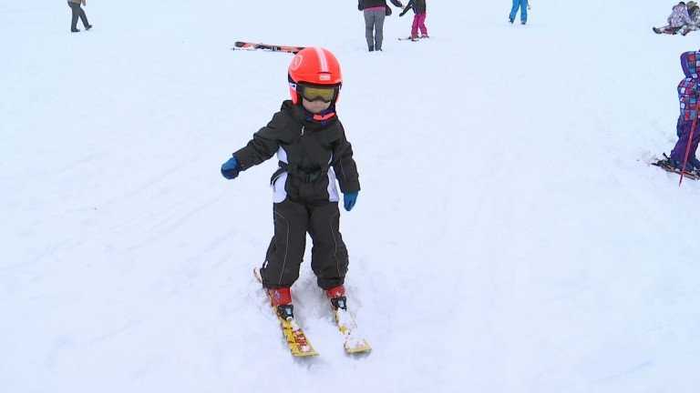 Ski alpin: des sensations qui cassent la baraque