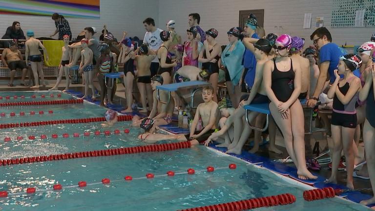 24 heures de natation à Athus : clap 40ième