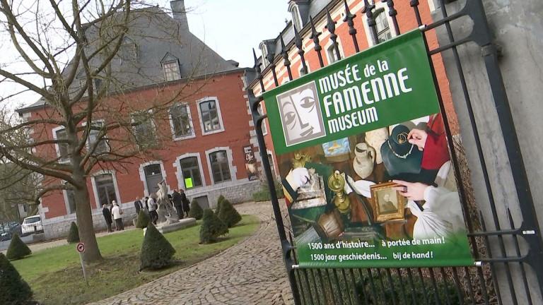 Marche : du musée de la Famenne au FAM