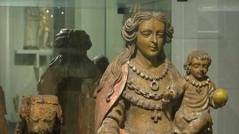 Les musées démunis face aux vols d'objets d'art