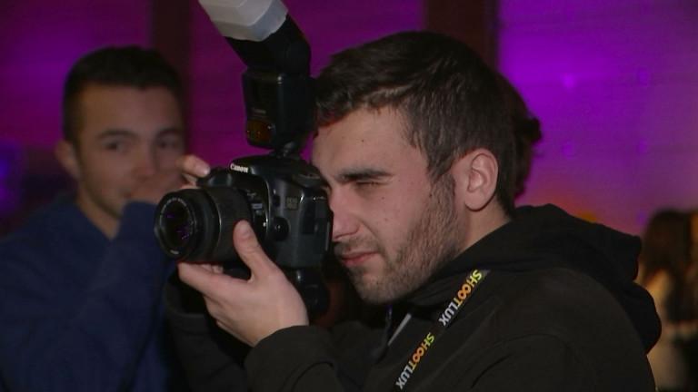 Success-story. L'Arlonais Guillaume Saussez a créé Shootlux.be !