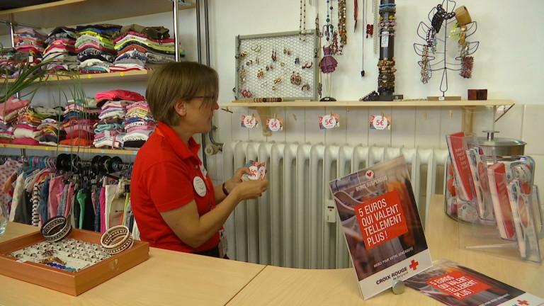Nouveaux locaux pour la maison Croix-Rouge Aubange Messancy