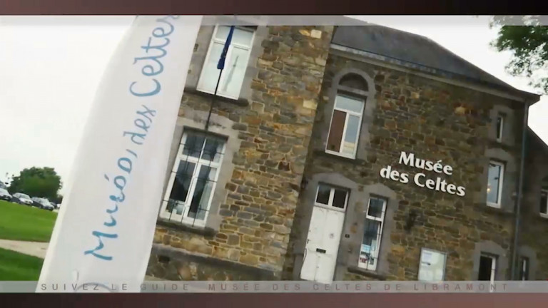 SUIVEZ LE GUIDE - MUSEO-CLIP n°2 : Musée des Celtes (Libramont)