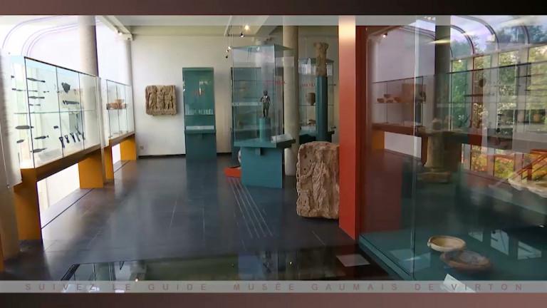 SUIVEZ LE GUIDE - MUSEO-CLIPS – n°5 : Musée Gaumais (Virton)