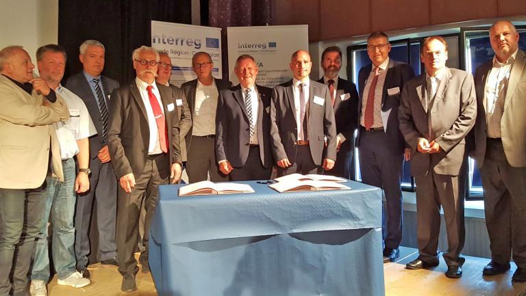 Steinfort. L'Europe finance une station d'épuration transfrontalière