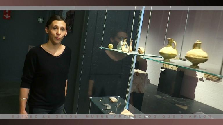 SUIVEZ LE GUIDE - MUSEO-CLIPS – n°6 : Musée Archéologique (Arlon)