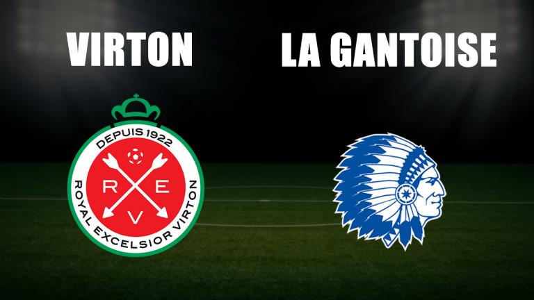 Virton affrontera La Gantoise en Coupe de Belgique !