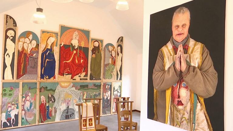 Vielsalm : La Grand-Messe de « la S » Grand Atelier