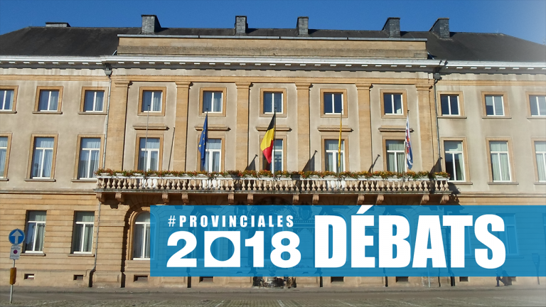 Elections provinciales : le débat (2ème partie)