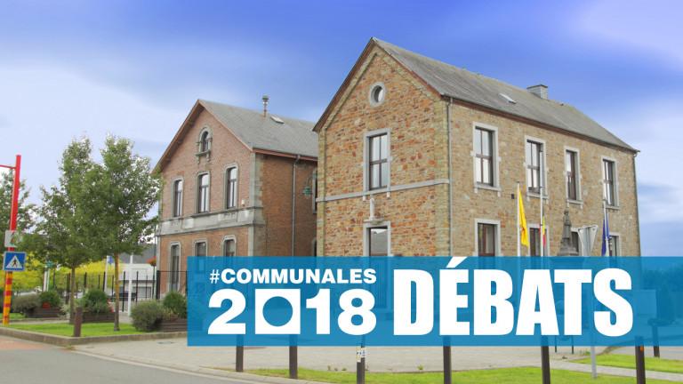 Daverdisse. Le débat des communales 2018
