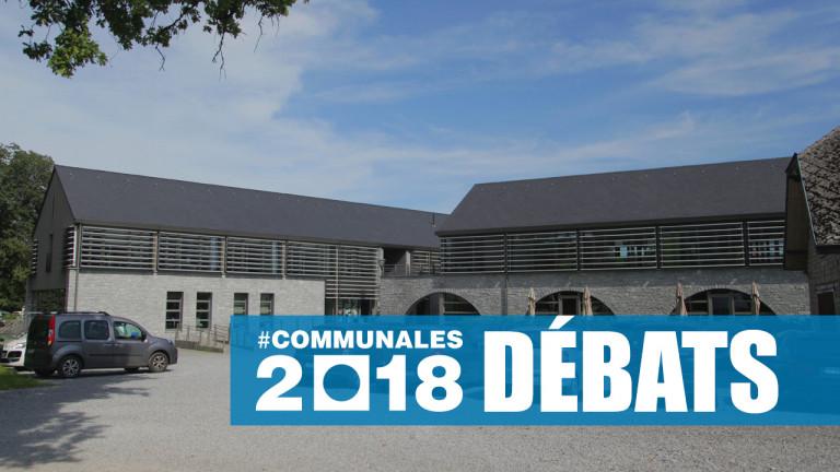 Durbuy. Le débat des communales 2018