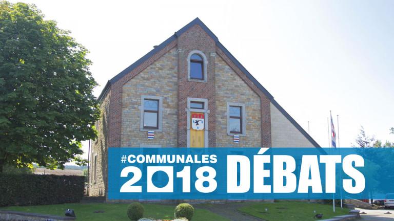 Manhay. Le débat des communales 2018