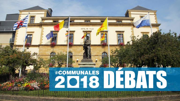 Arlon. Le débat des communales 2018