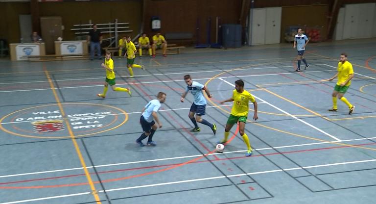 Futsal : le derby arlonais pour l'Areler
