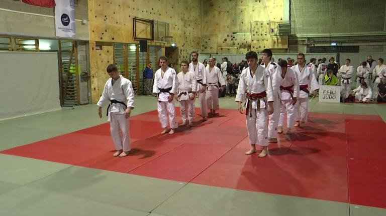 Judo, Interclubs. Bastogne et Bertrix se quittent dos à dos dans le derby