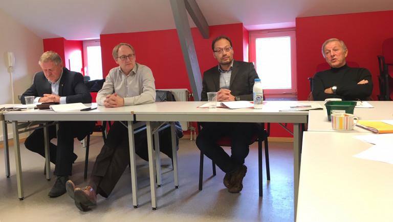 Changement d'alliance à Libramont : le PS donne sa vérité